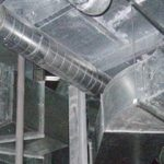 air duct system installation